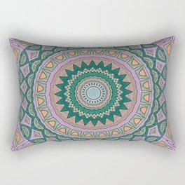 Tranquility Mandala Rectangular Pillow