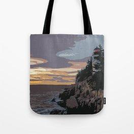 Color of Light Tote Bag
