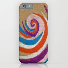 snoozy spiral Slim Case iPhone 6s