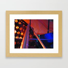 Abduct 3 Framed Art Print