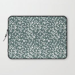 Tossed Rice Laptop Sleeve