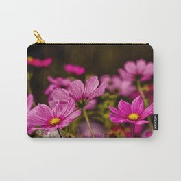 Cosmos Bipinnatus Carry-All Pouch