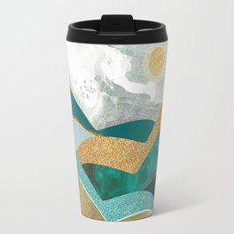 Golden Hills Travel Mug