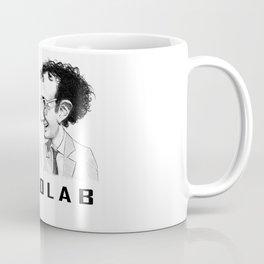 RadioLab with Robert and Jad Coffee Mug