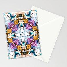 KaleidoMandala Series 100917 #society6 #decor #buyart Stationery Cards