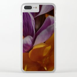 spring. Clear iPhone Case