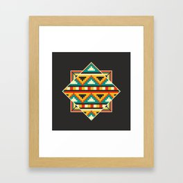 Inkkas Sunrise Framed Art Print