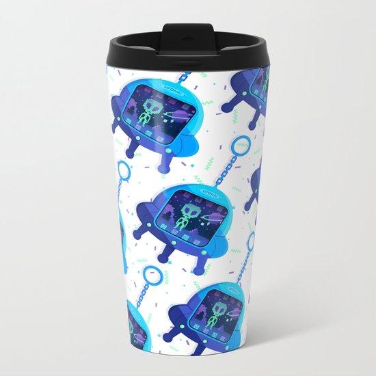 UFOtchi Metal Travel Mug