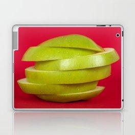 Sliced up. Laptop & iPad Skin