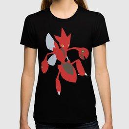 Scizor - lineless T-shirt