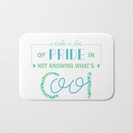 What's Cool? Bath Mat