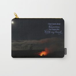 Don't know what lies ahead Carry-All Pouch