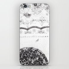 Notebook Collage iPhone & iPod Skin