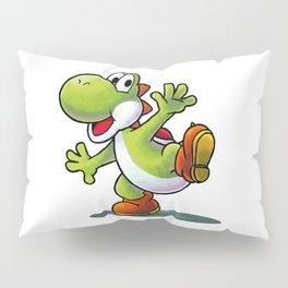 Yoshi - MARIO Pillow Sham