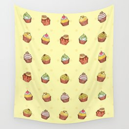 cup cake time! Wall Tapestry