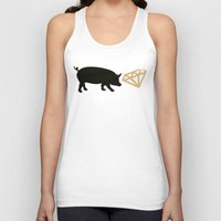 snatch Tank Tops featuring Snatch by FilmsQuiz