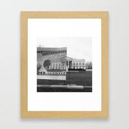 Presidential Suite Framed Art Print