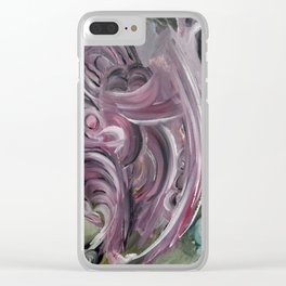 Eclusion II Clear iPhone Case