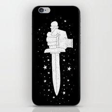 MAGIC DAGGER iPhone Skin