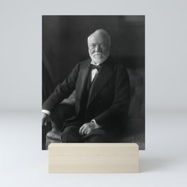 Andrew Carnegie Portrait - 1905 Mini Art Print