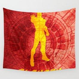 IRON MAN PLAYBOY Wall Tapestry