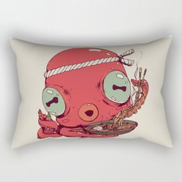 Spicy Ramen Rectangular Pillow