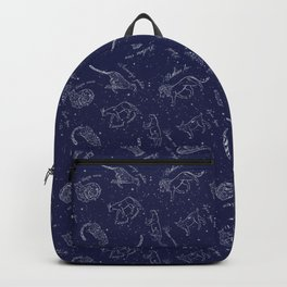 Big Cats Constellations Backpack