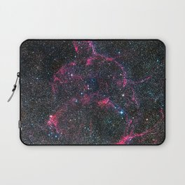Supernova Remnant in the Vela constellation Laptop Sleeve