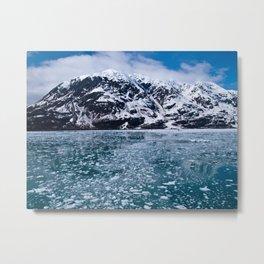 Frozen Ambitions  Metal Print