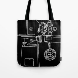 Reel Projectionist Tote Bag
