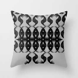 All-Seeing Eyes Throw Pillow