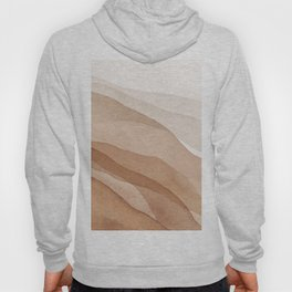 Mountains and hills Hoody