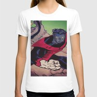 nightcrawler T-shirts featuring The Amazing Nightcrawler by mataspey86