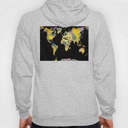 world map 36 Hoody
