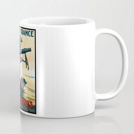 US Marines -- First In France Coffee Mug