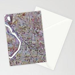 Philadelphia Color Variation 1 Stationery Cards