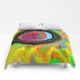 aura migraine Comforters