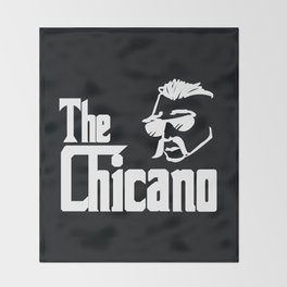 The Chicano (Godfather) Throw Blanket