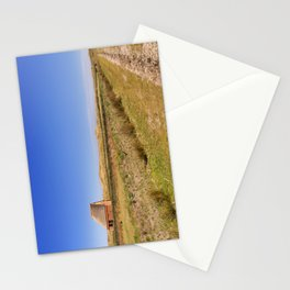 Traditional sheep barn on the island of Texel, The Netherlands Stationery Cards