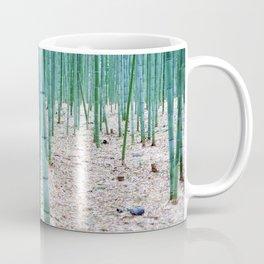 The Bamboo Grove, Arashiyama, Kyoto Coffee Mug