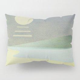 Minimal Landscape 16 Pillow Sham