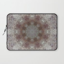 Mandala Amethyst Laptop Sleeve