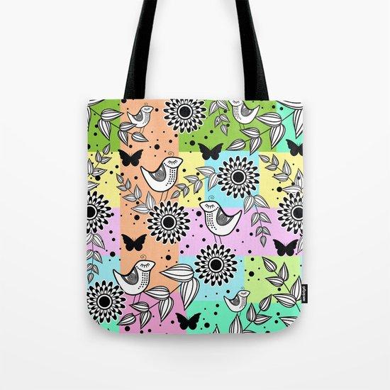 Pattern S Tote Bag