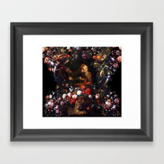 Prince Monkey Framed Art Print