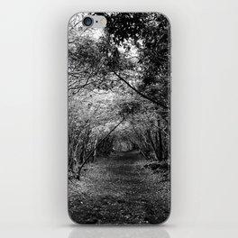 Desolate // Aokigahara  iPhone Skin