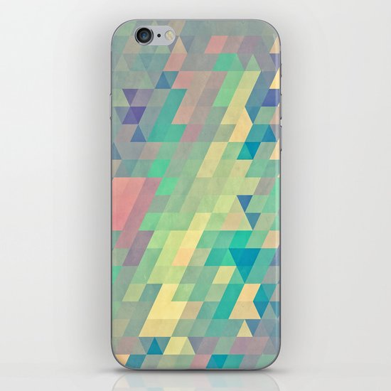 pystyl xpyss iPhone Skin