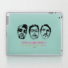 Boys, Boys, Boys Laptop & iPad Skin