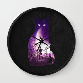 Fright Night Wall Clock