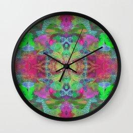 Octopoda Slime  Wall Clock