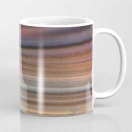 Back Lit Agate Coffee Mug